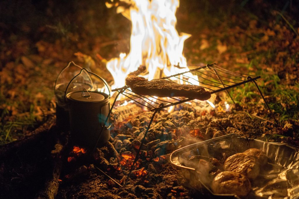 Best 5 Recipes for Cooking in the Wild